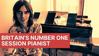 Nicky Hopkins | Britain's Number One Session Pianist