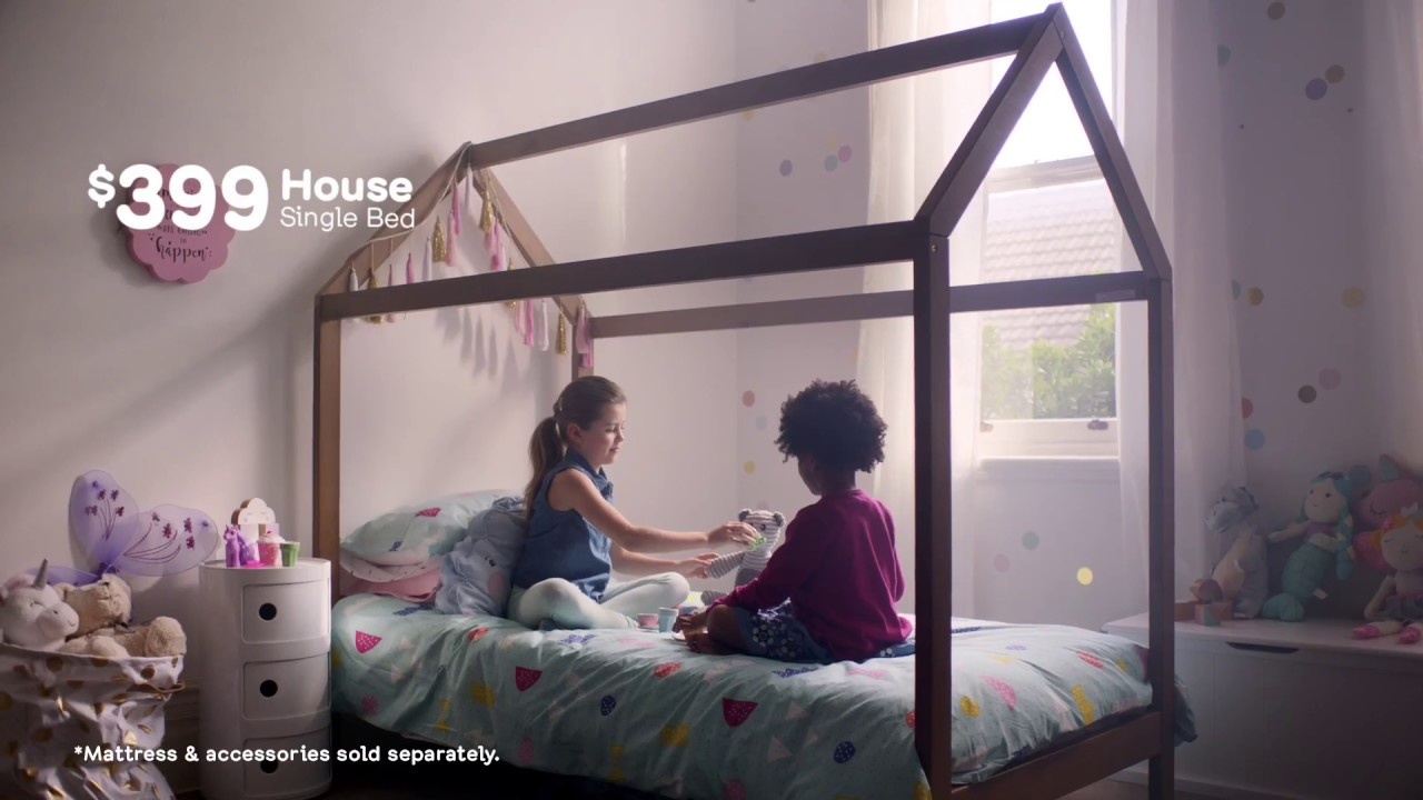 Fantastic Furniture Tv Commercial House Bed Uptown Sofabed