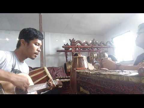 arrangement gamelan accoustic fix you  - cold play