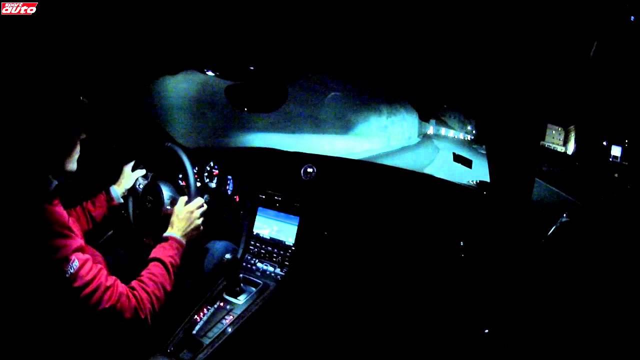 Battle 911 Turbo S Vs R8 Lmx Night Passo Dello Stelvio