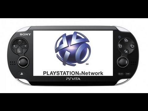 How to Switch PSN Accounts on PS Vita