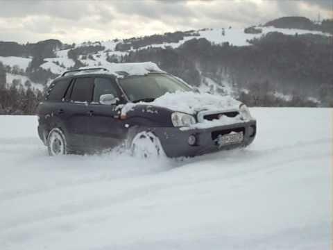 Hyundai santa fe 4wd 2crdi youtube hyundai santa fe 4wd 2crdi publicscrutiny Choice Image