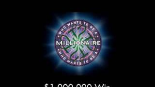 $1,000,000 Win - Who Wants to Be a Millionaire?