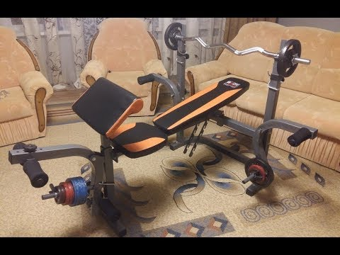 Тренажер скамья для жима BW-3210 АЕНиз YouTube · Длительность: 19 мин7 с