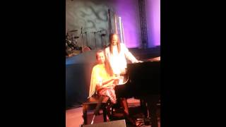 Reverend Michael Bernard Beckwith and Rickie BB