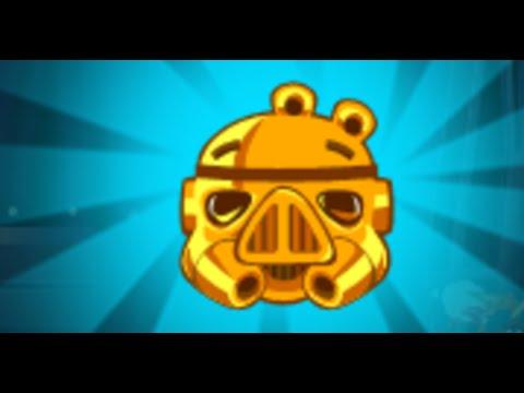 Angry Birds Star Wars 2 Rebels Be 2 Bonus Box Walkthrough