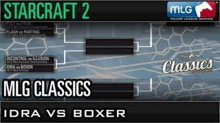 Idra Vs Boxer - Round Of 32 - Mlg Classics Best Of The Best