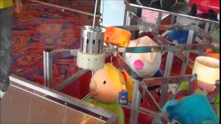 UK Claw Machines  -Ep28 - Skegness With 2 Youtubers