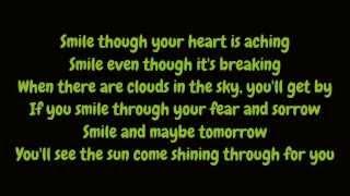 Nat King Cole   Smile (lyrics Hd)
