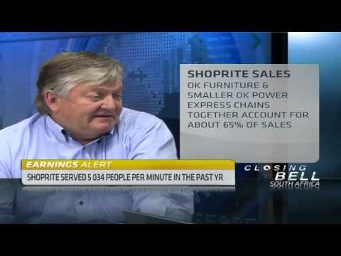 Shoprite FY trading profit up 15.6%