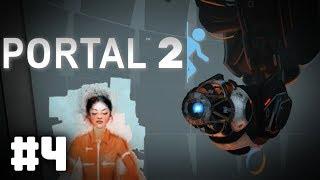 Portal 2 |#4| Прохождение (УИТЛИ - ПРЕДАТЕЛЬ!)