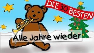 Alle Jahre wieder - Die besten Weihnachts- und Winterlieder || Kinderlieder thumbnail