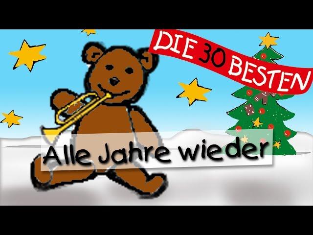 Alle Jahre wieder - Die besten Weihnachts- und Winterlieder || Kinderlieder