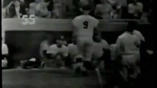 Roger Maris 1961 - 55th Home Run as Called by Mel Allen, WPIX-TV, 9/7/1961