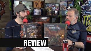 Zombicide Invader & Dark Side - Review