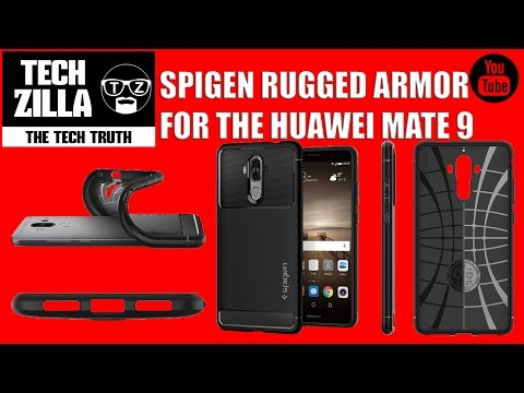 Spigen Mate 9 Rugged Armor Case