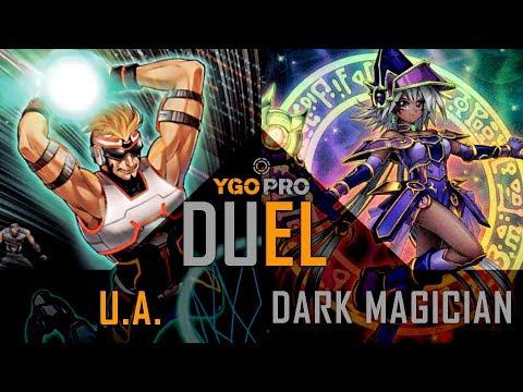 YGOPro Duel - U.A. vs DARK MAGICIAN   Yugioh July 2017 (Pre-Link)