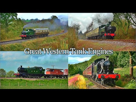 Great Western Tank Engines