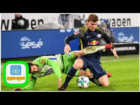 Wolfsburg hold second-placed rb leipzig to 1-1 draw