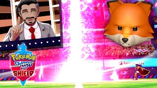 INTERRUPTED BY CHAIRMAN ROSE?! (Pokémon Sword And Shield)