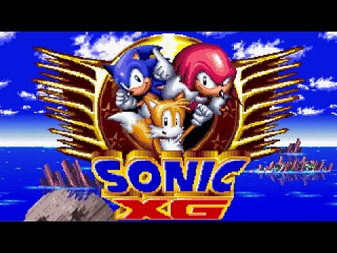 Sonic XG - Firstrun
