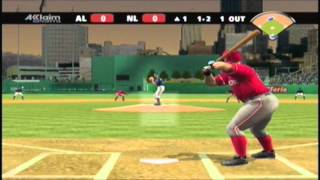 All-Star Baseball 2004 for XBOX Gameplay