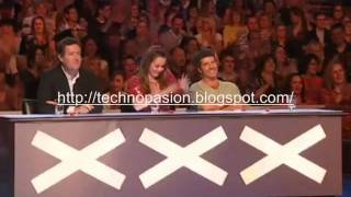 Paul Potts sings Nessun Dorma HD new