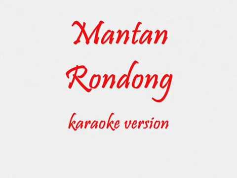 """Lagu Karo """"MANTAN RONDONG"""" karaoke version G S K"""