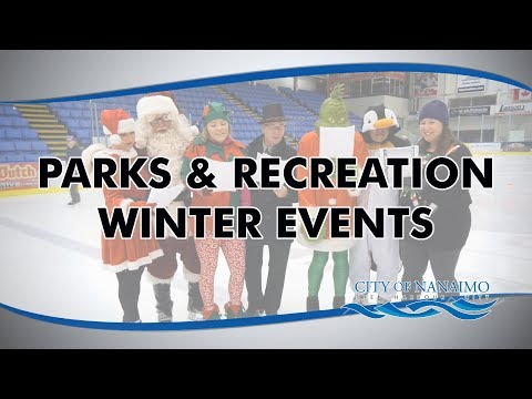 Parks and Recreation Winter Events 2017 (CITY of NANAIMO)