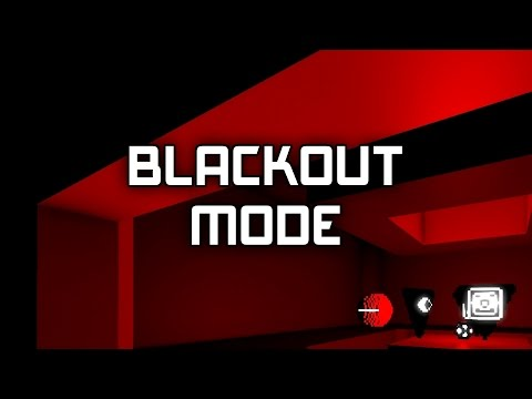 Gorescript Gameplay - Blackout Mode