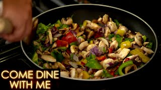 Jo & Rupert Show Off Their Vegetarian Menu! | Come Dine With Me