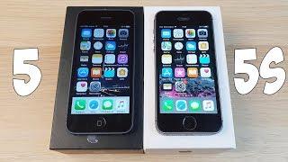 iPhone 5 vs. iPhone 5S - СРАВНЕНИЕ! ЧТО ЖЕ КУПИТЬ?