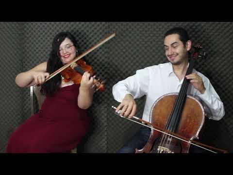Alok Felix Jaehn & The Vamps - All The Lies  Violino e Violoncelo DUO LOVE STRINGS
