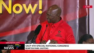 SACP Congress, 10 December 2019 Part 2