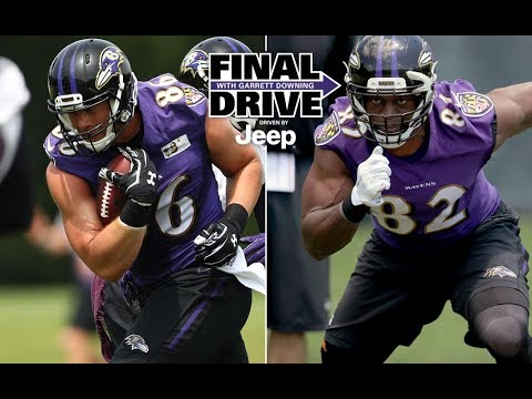 Final Drive: Tight End May Be Ravens' Most Intriguing Position Group