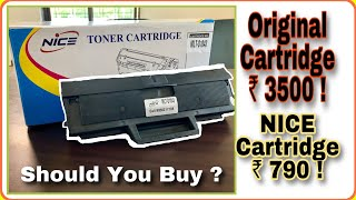 NICE Toner Cartridge Review Compatible with Samsung Canon HP Brother Epson Laser Printer