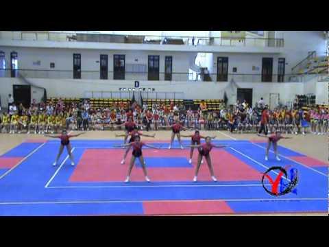 Aerobic   3  Ha Noi   Tu chon 8 nguoi   Trung hoc co so   HKPD KVII 2012
