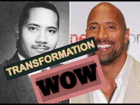 The ROCK - THEN And NOW