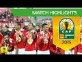 ESS Vs Orlando Pirates | 2015 Orange CAF Confederation Cup | Final (2nd Leg)