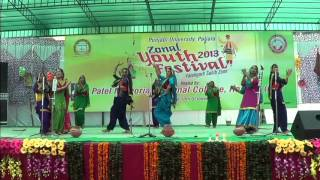 Glimpse of GIDDHA - Youth festival 2013 -  IHM BANUR
