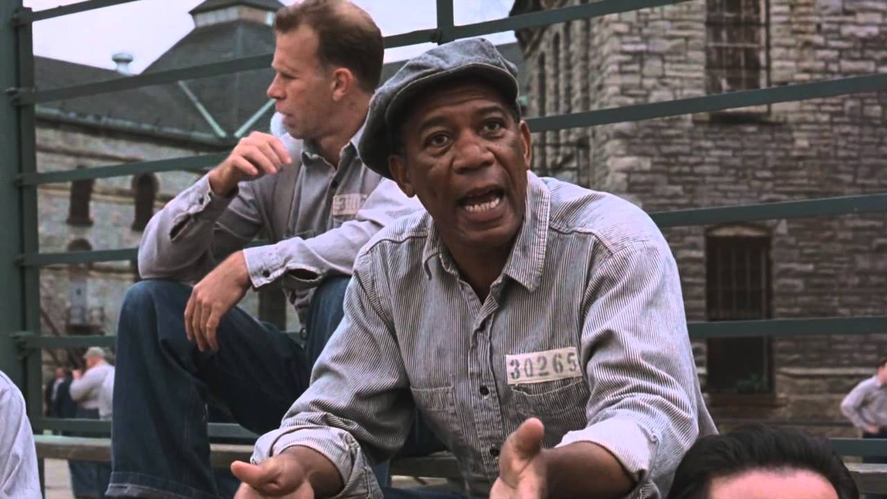 a review of the shawshank redemption a movie based on a novella by stephen king Shawshank redemption review posted on december 3, 2015 by essayshark a well-known author, stephen king steps away from his usual horror story in his novella rita hayworth and shawshank redemption , a short story that was published in his 1982 collection titled different seasons.