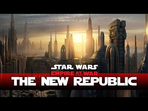 The Battle For Coruscant - Thrawns Revenge - Ep11 - (Star Wars RTS Lets Play)