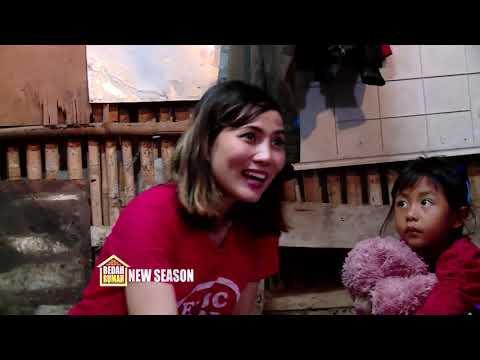 Gak Tega Liatnya Makan Seadanya Anak Pak Nimin Tidur di Tanah Liat! | BEDAH RUMAH EP 167 (2/4)