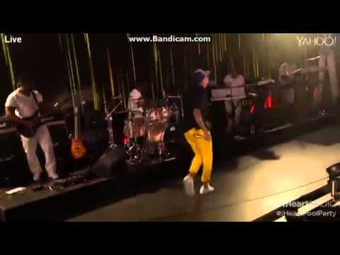 Chris Brown Forever Live 2015