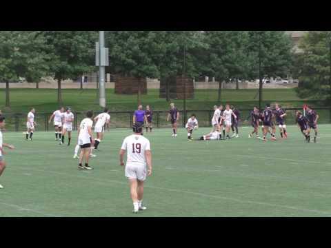 UPenn Men's Rugby vs. Harvard University (10/1) Part 2