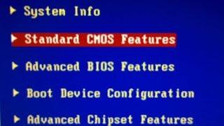 PRESS F1 TO BOOT ERROR ON PC FIX