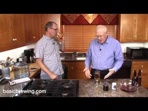 Sour Wort Berliner Weisse - Basic Brewing Video - November 21, 2014