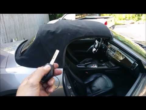 Fixing Convertible Top - BMW Z4 Vlog #5