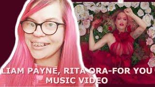 LIAM PAYNE, RITA ORA - FOR YOU (MUSIC VIDEO REACTION) | Sisley Reacts