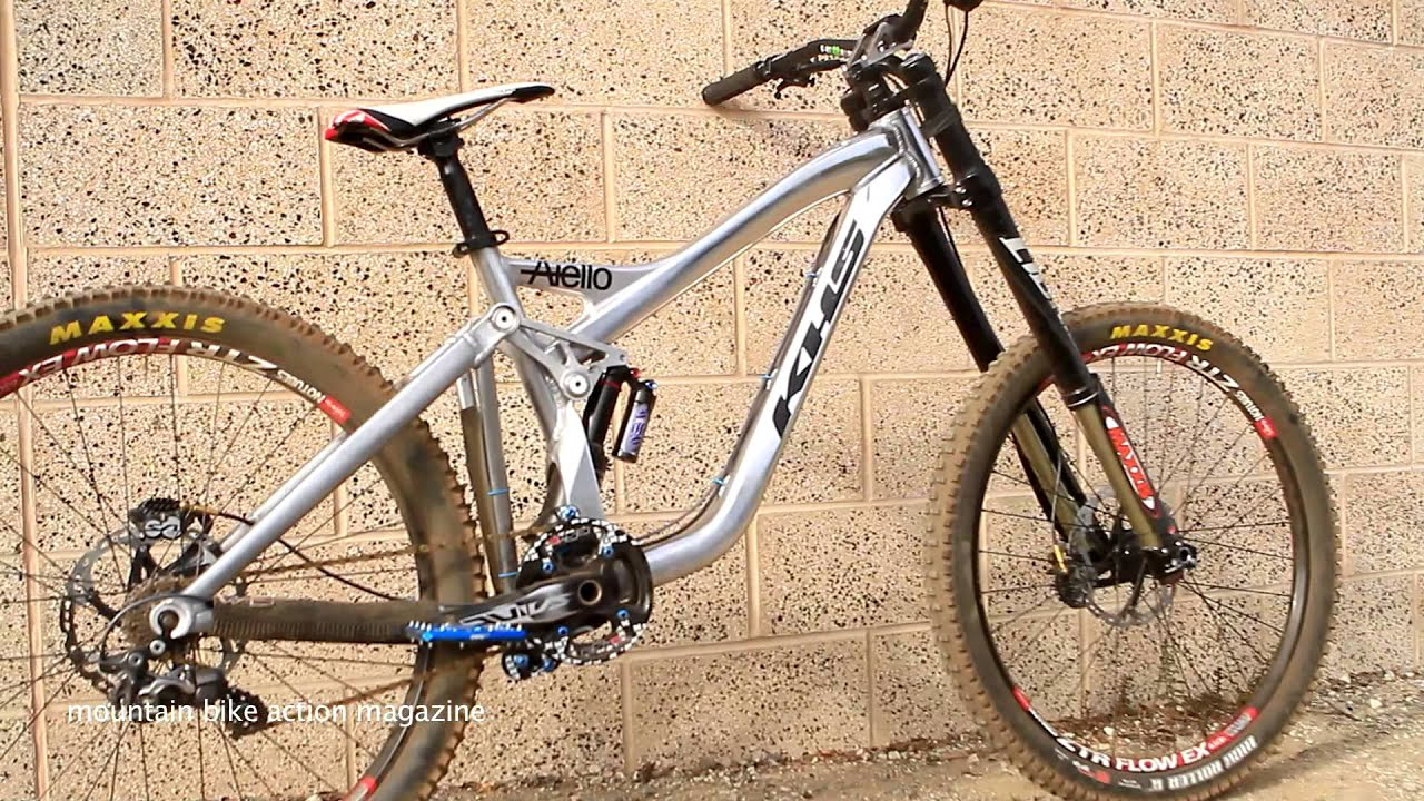 KHS Zaca 29 Inch Mountain Bike - Velo Wrench Bike Shop - YouTube